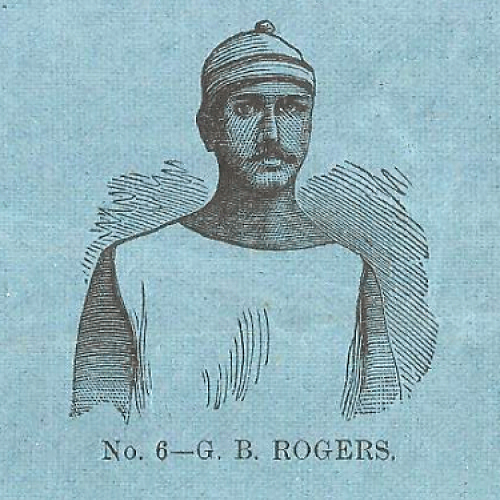 George Bliss Rogers
