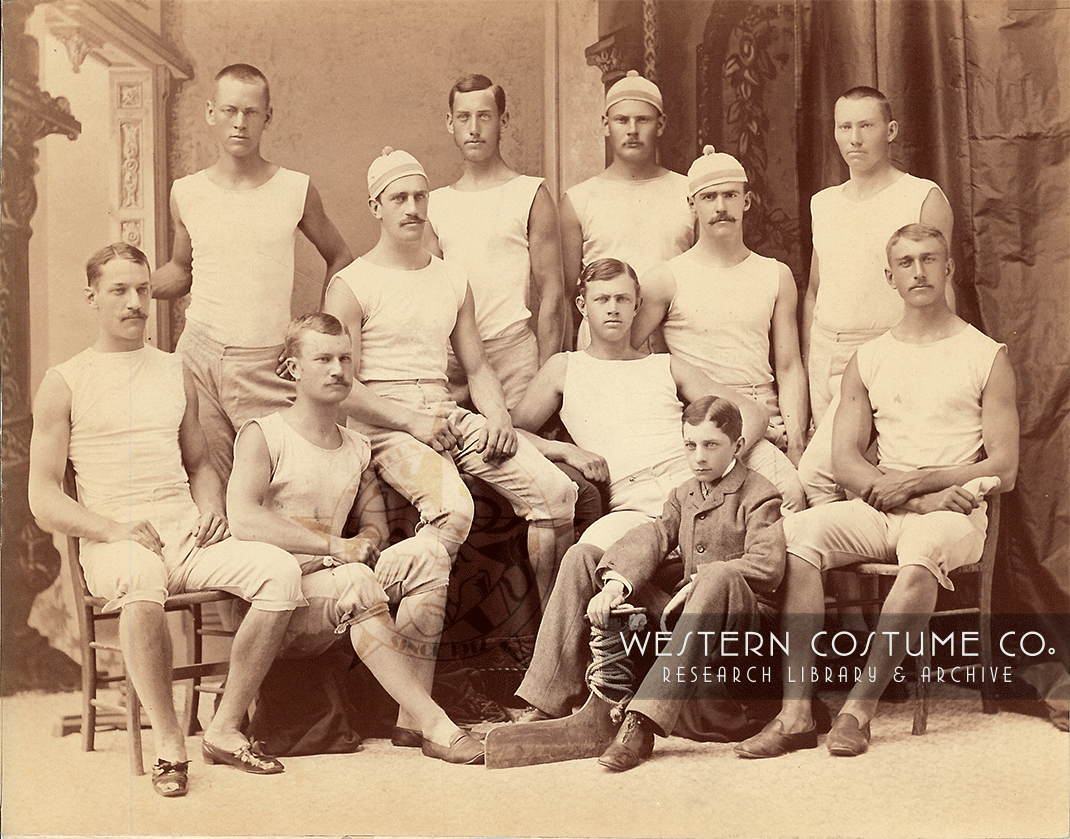 Yale crew team, 1879