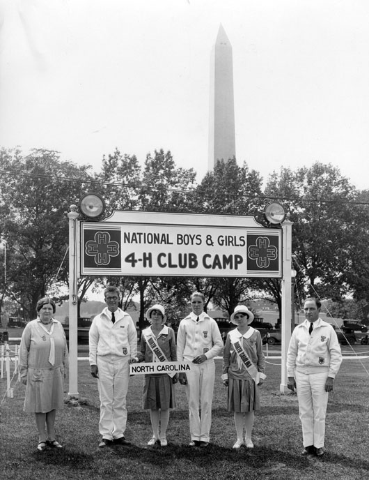 National 4 H Club Camp