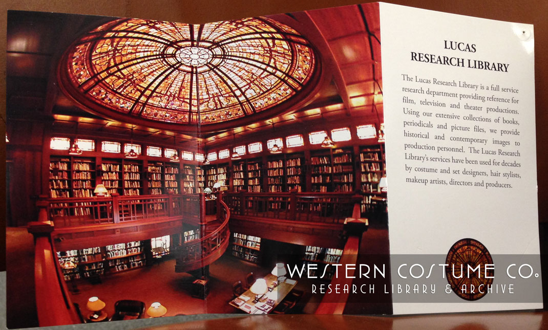 Lucas Research Library