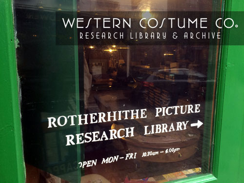 Rotherhithe Picture Research Library