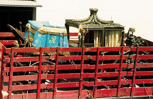 Westerns carriage