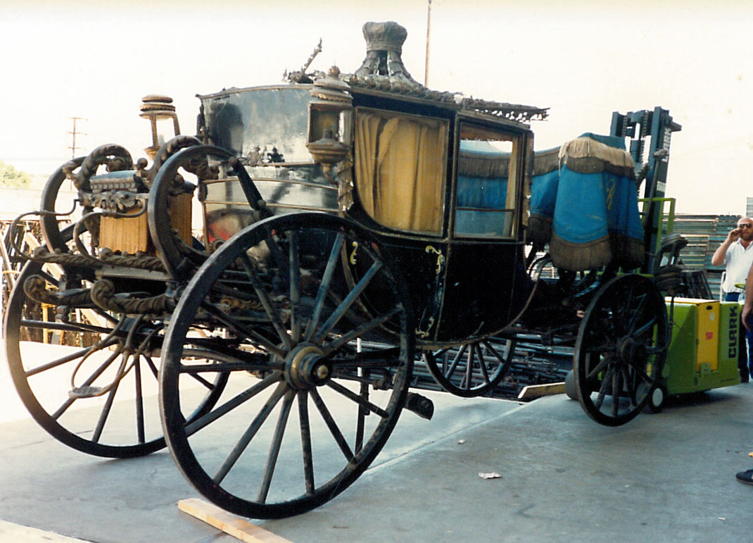 Western's carriage