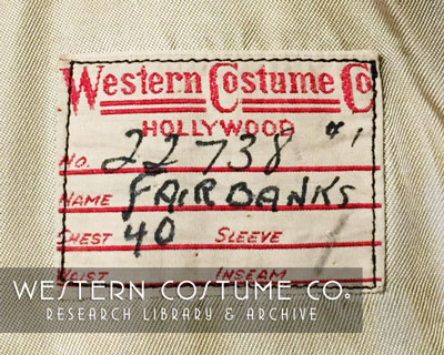 Fairbanks label